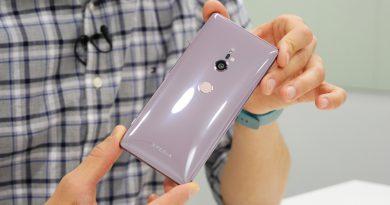Sony Xperia XZ2 Compact | Фото: chudo.tech
