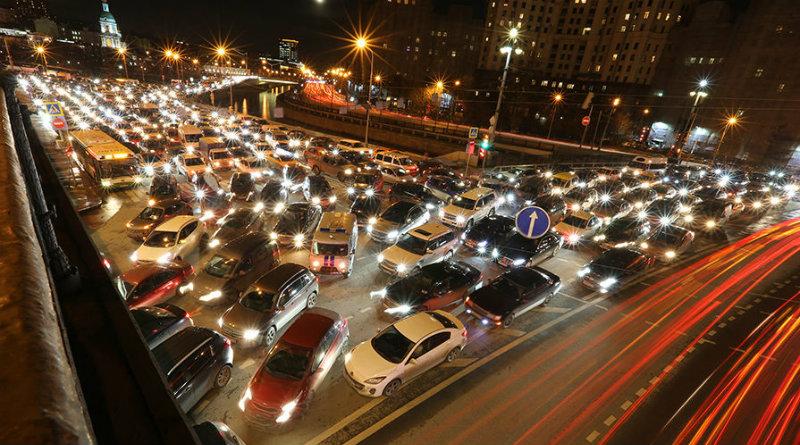 Пробка в Москве | Фото: Gazeta.ru