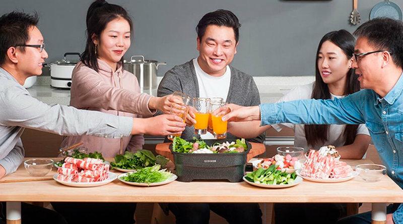 Xiaomi начала продажи электрической сковороды