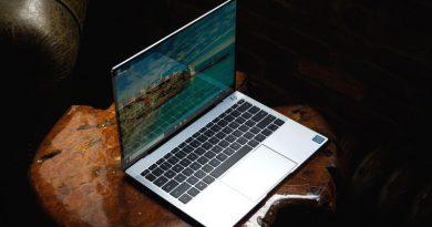 Huawei MateBook X | Фото: Engadget