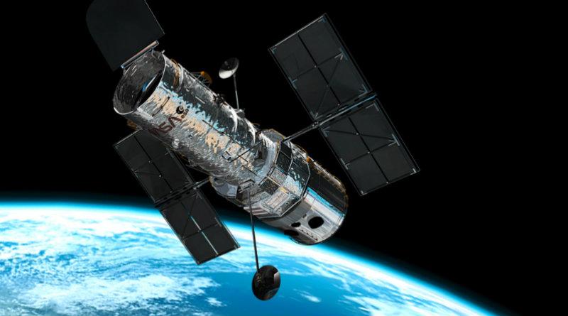 Телескоп «Хаббл» | Фото: spacetelescope.org