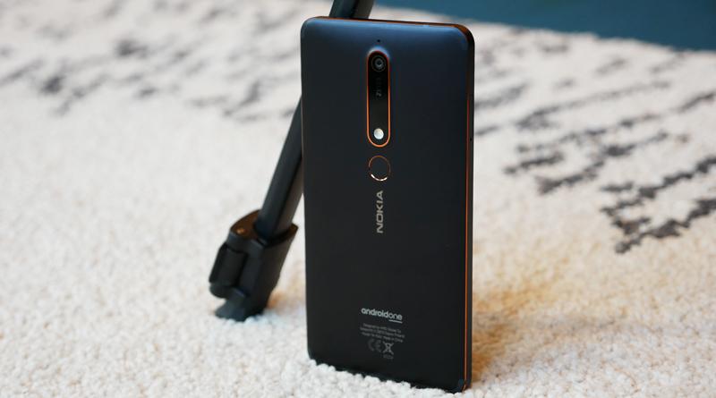 Новая Nokia 6 (2018) | Фото: chudo.tech