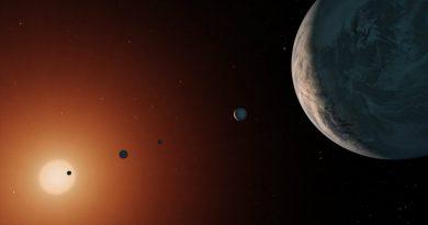 TRAPPIST-1 | Фото: NASA