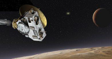 New Horizons | Фото: http://spacenews.com