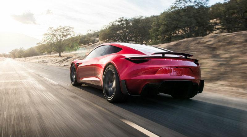 Tesla Roadster   Фото: car-images