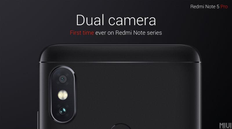 Xiaomi Redmi Note 5 Pro | Фото: Xiaomi