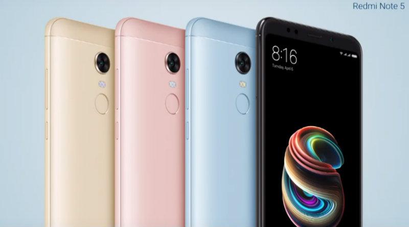 Redmi Note 5 | Фото: Xiaomi