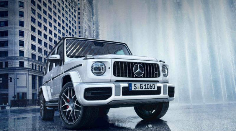 Mercedes-Benz AMG G 63 | Фото: Mercedes
