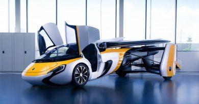 Япония займется летающими автомобилями