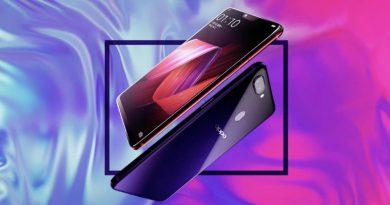 Oppo сделала смартфон R15 в стиле iPhone X