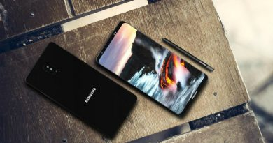 Samsung Galaxy Note 9 | Фото: theleaker.com