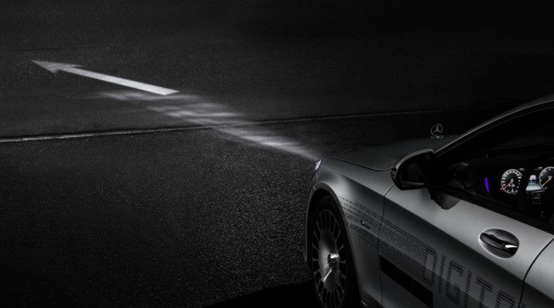 Digital Light Mercedes | Фото: 3dnews.ru