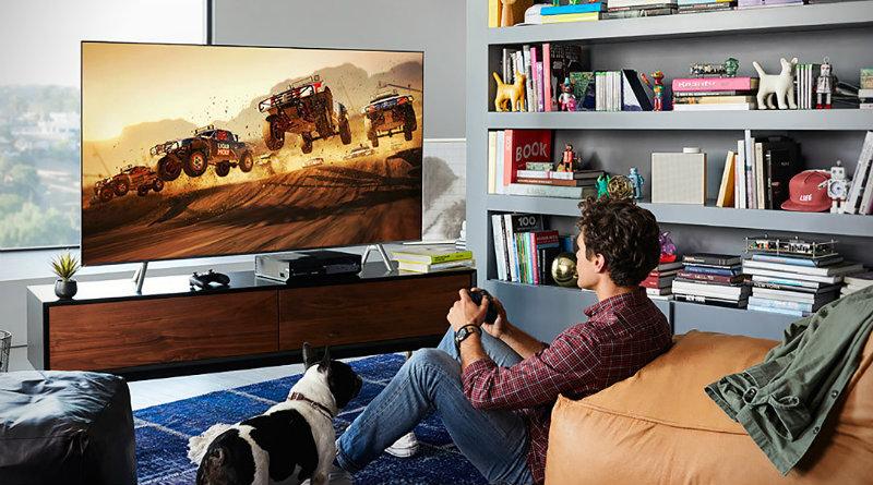 Samsung QLED TV 2018 | Фото: Samsung