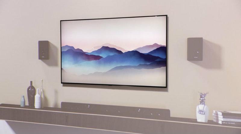 Samsung QLED 2018 | Фото: Samsung