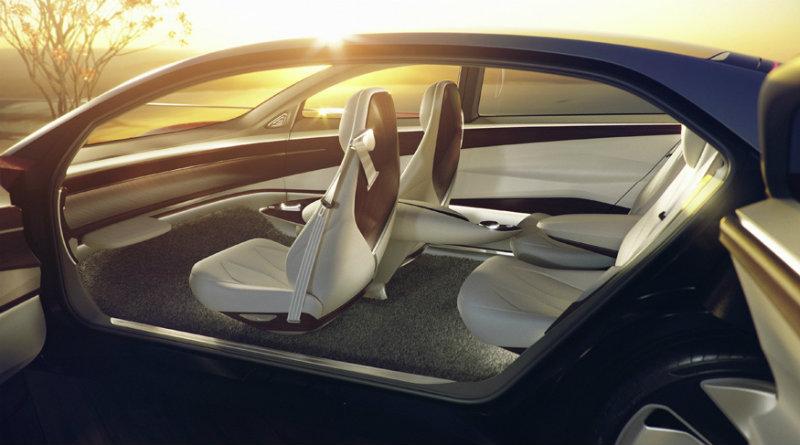 I.D. Vizzion | Фото: Volkswagen