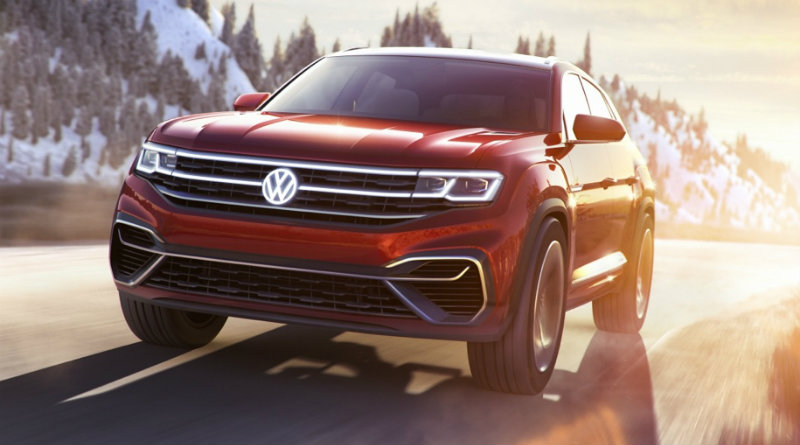 Volkswagen Atlas Cross Sport | Фото: Volkswagen