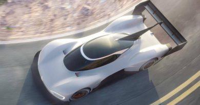VW показал электрокар для «Пайкс-Пика»