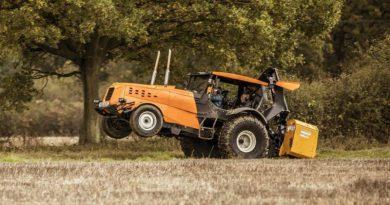 Видео: в Top Gear разогнали трактор до рекорда