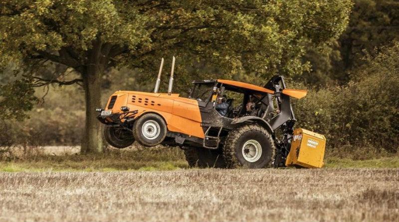 Самый быстрый трактор | Фото: motor.ru