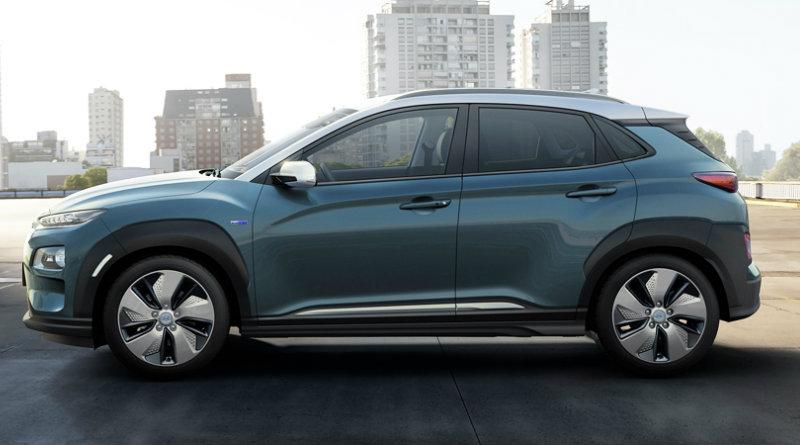 Hyundai Kona Electric | Фото: Hyundai