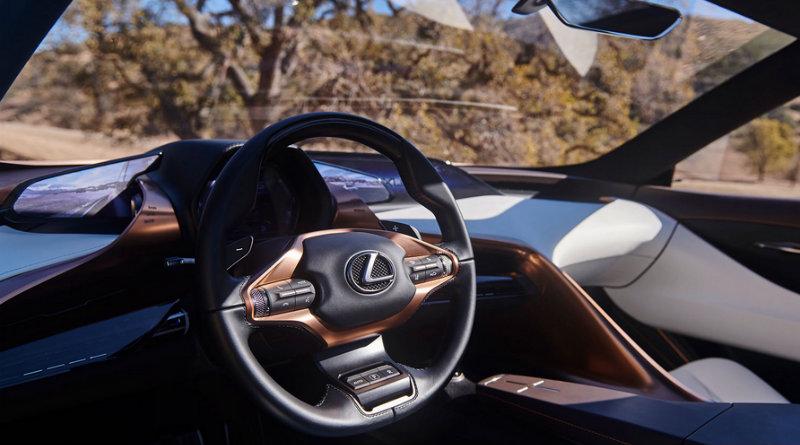Lexus LF-1 Limited | Фото: Lexus