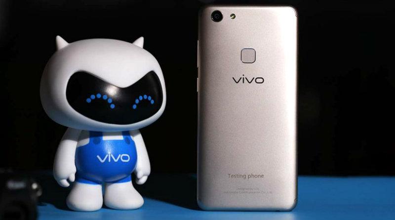 Vivo V7 | Фото: revu.com