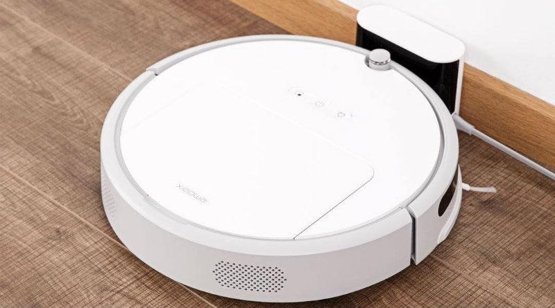 Xiaowa Robot Vacuum Cleaner Lite   Фото: Xiaomi
