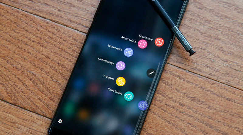 Samsung Galaxy Note 8 | Фото: boygeniusreport