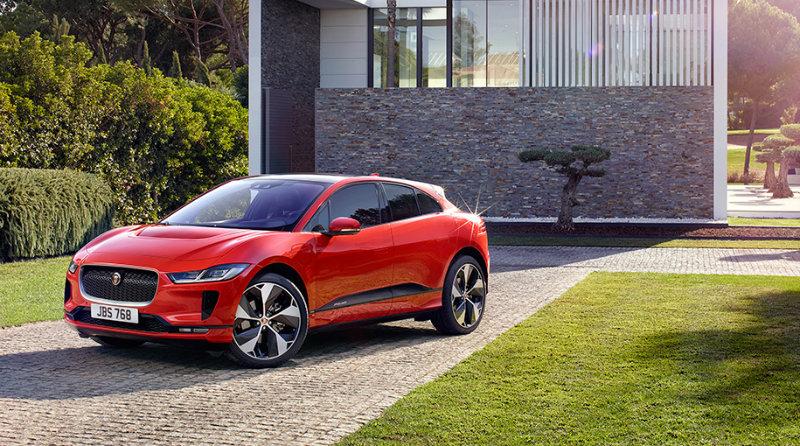 Jaguar I-Pace | Фото: Jaguar