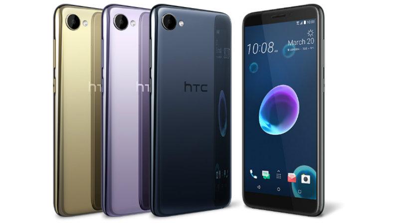 HTC Desire 12   Фото: HTC