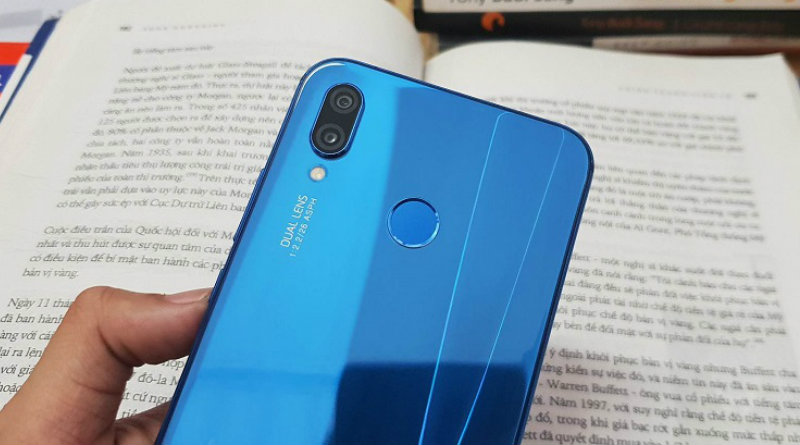 Huawei Nova e3 | Фото: https://viettelstore.vn