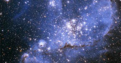 NGC 346 | Фото: NASA