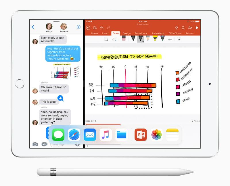 iPad | Фото: Apple