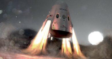 SpaceX Dragon 2 | Фото: imgur.com