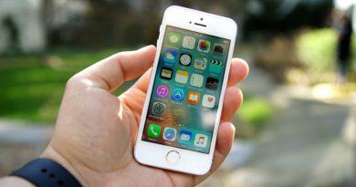 iPhone SE | Фото: giga.de