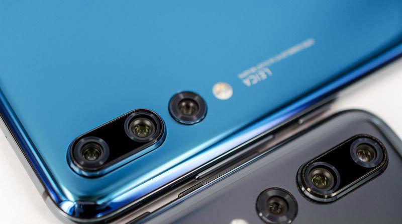 Huawei P20 Pro | Фото: The Verge