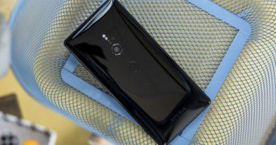 Sony Xperia XZ2 | Фото: trangcongnghe.com