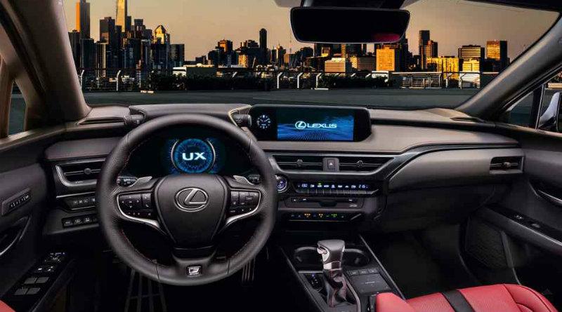 Lexus UX | Фото: Lexus