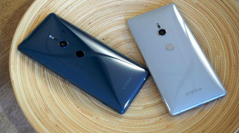 Sony Xperia XZ2 | Фото: slashgear.com