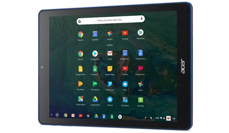 Chromebook Tab 10 | Фото: Acer