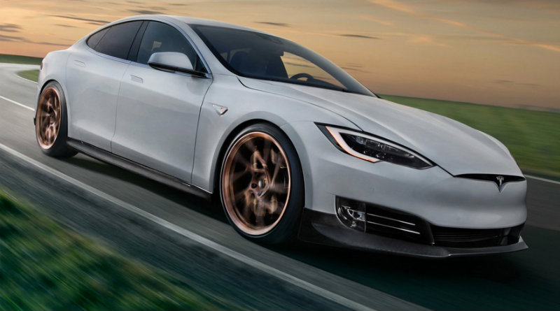 Tesla Model S | Фото: motortrend.com