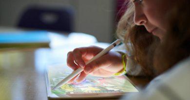 новый iPad | Фото: Apple