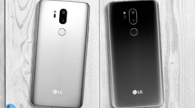 LG G7 | Фото: Technobuffalo