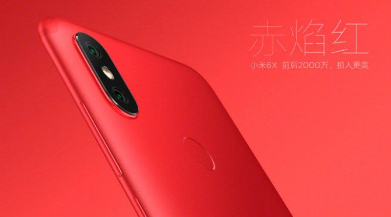 Xiaomi Mi 6X | Фото: 3dnews.ru