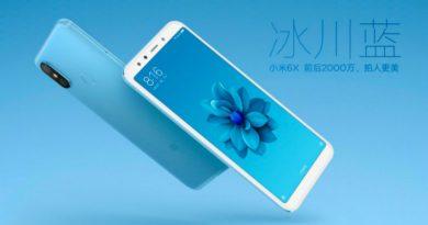 Xiaomi Mi 6X   Фото: 3dnews.ru