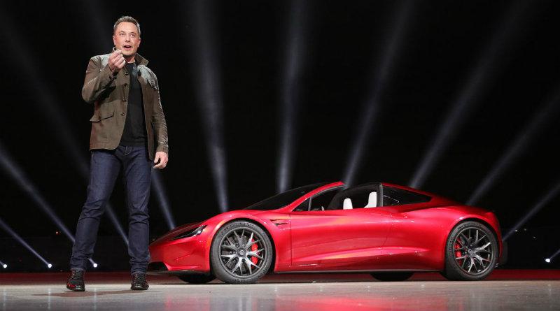 Илон Маск Tesla   Фото: The Verge