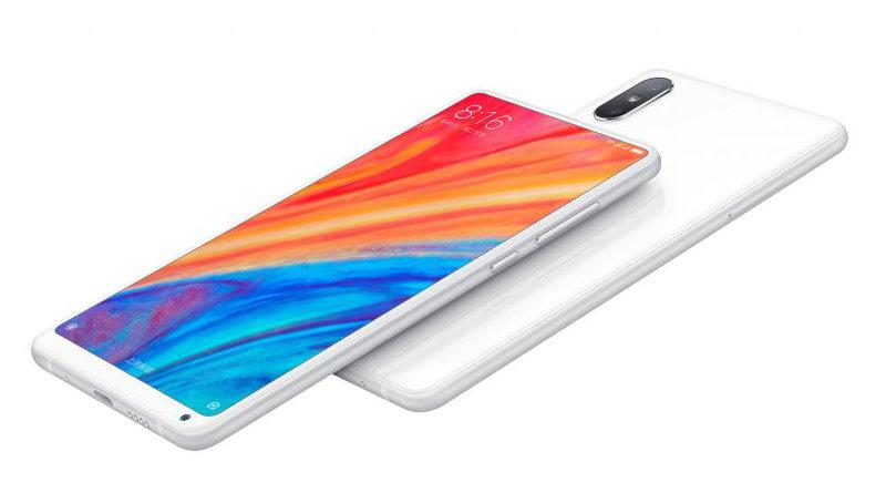 Xiaomi Mi Mix 2S | Фото: Xiaomi