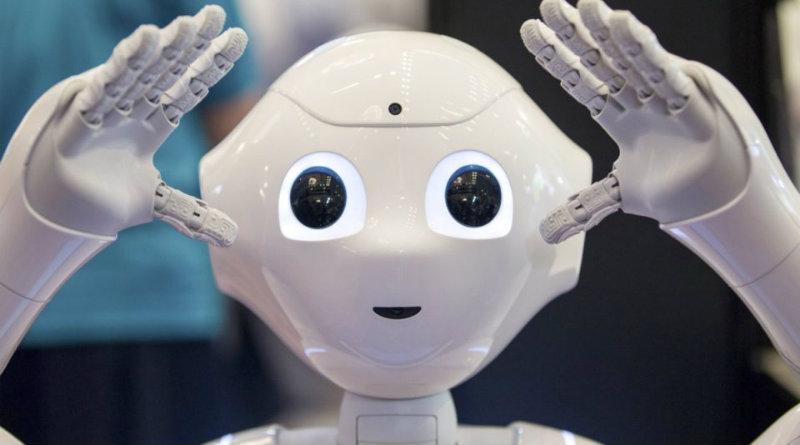 Робот Pepper | Фото: netdna-ssl.com