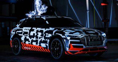 Запас хода электрической Audi составит 400 км