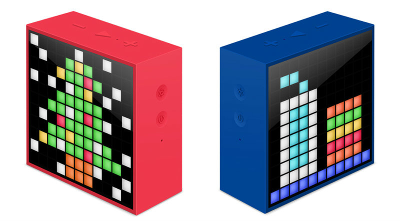 Divoom Timebox Mini | Фото: kakaku.k-img.com